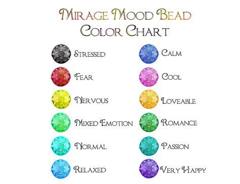 colors and mood chart mood and color chart alkamedia