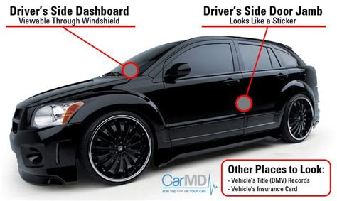 Where Is Vin by Using A Vin Number To Estimate Car Value