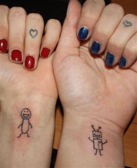 15 best friend tattoos pretty designs