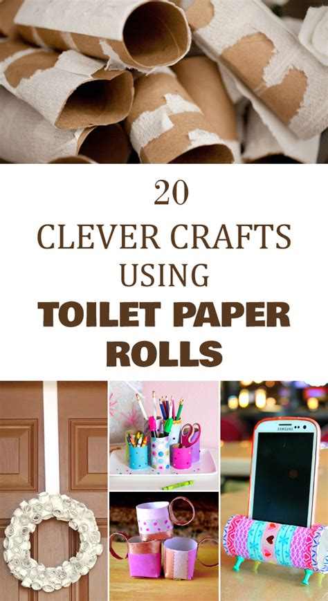 crafts to do with toilet paper rolls 20 clever crafts using toilet paper rolls