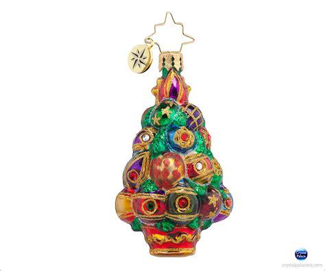radko ornament 1017918 christopher radko spree tree
