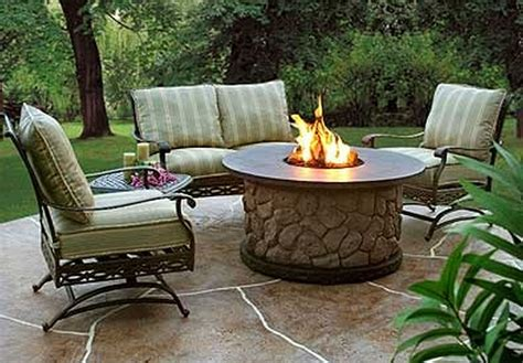 patio furniture designs 10 diy outdoor pit bowl ideas you to try at all