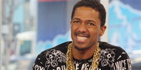 nick cannon has cheetah print hair now huffpost
