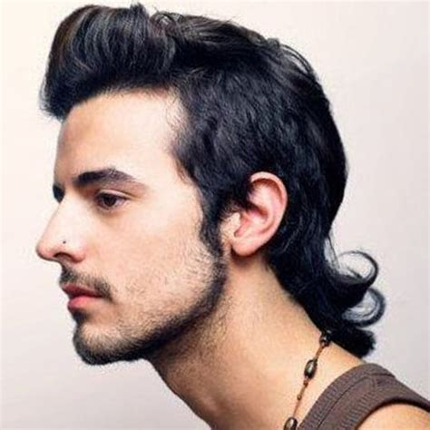 mullet haircut for boys modern mullet long hairstyles