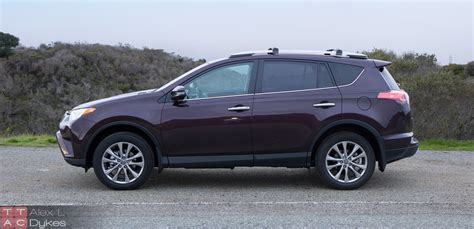 Toyota Rav4 Reviews 2016 by 2016 Toyota Rav4 Review The Soft Soft Roader