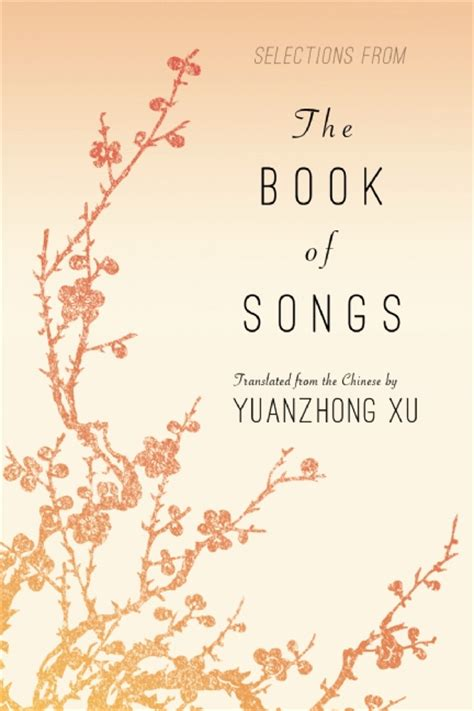 Selections From The Book Of Songs China Books