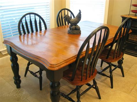 kitchen table refinishing ideas best way to refinish kitchen table all about house design