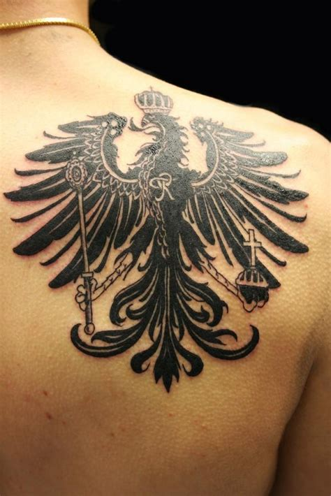 german eagle tattoo tats pinterest