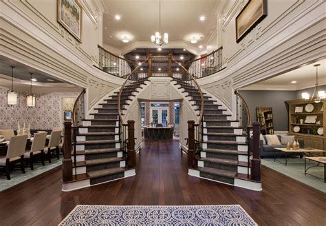 Luxury Farmhouse Plans hasentree signature collection the hollister home design