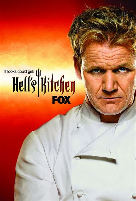 hell s kitchen hell s kitchen tv poster 1 of 6 imp awards