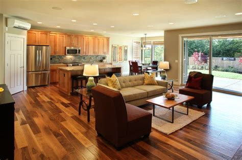 kitchen family room ideas 17 open concept kitchen living room design ideas style
