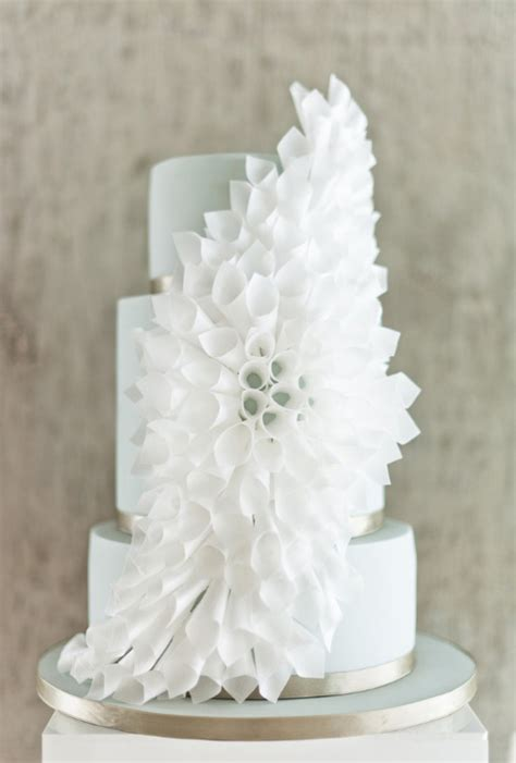 origami wedding cake 10 awesome ways to use origami in your wedding easy