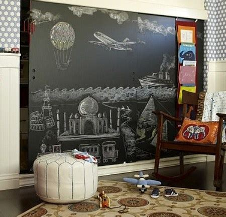 Diy Chalkboard Furniture For Home Decorating Ideas