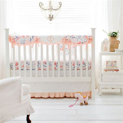 nursery bedding set floral crib bedding baby bedding crib bedding