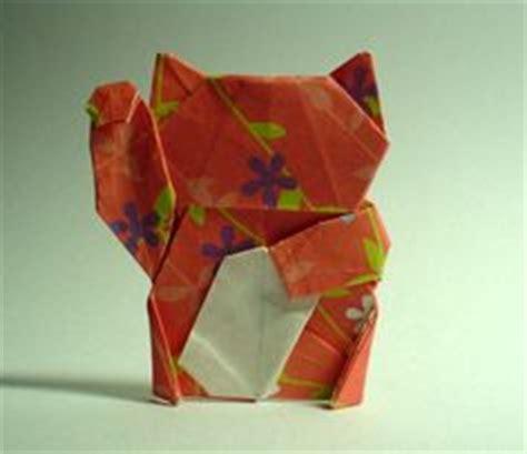 origami neko 1000 images about maneki neko on maneki neko