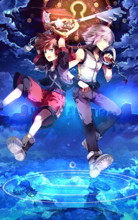 kingdom hearts 3d kingdom hearts 3d drop distance zerochan anime