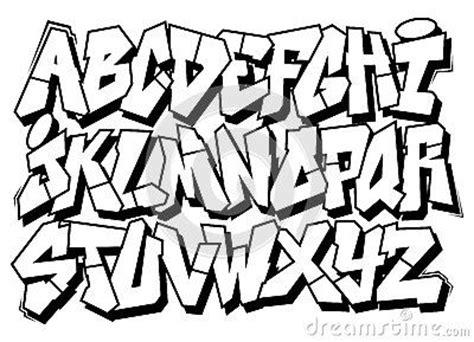 spray paint letter fonts classic graffiti font type alphabet by foreks