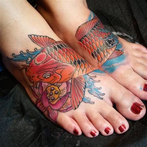 49 amazing koi fish tattoo designs with meanings