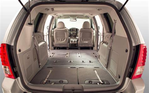 Minivan Cargo Space kia sedona minivan makes comeback for 2014 starts at