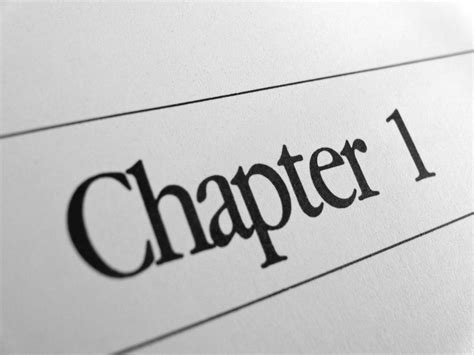 one chapter the chapter mibba