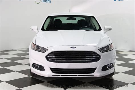 2013 Ford Fusion Hybrid For Sale by Used 2013 Ford Fusion Hybrid For Sale Pricing Features