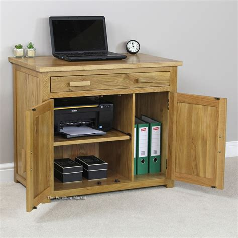 computer desk office oak hideaway computer desk for home office minimalist