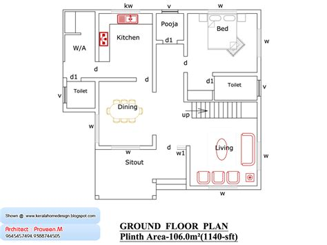 floor plans for 1800 sq ft homes kerala home plan and elevation 1800 sq ft home appliance