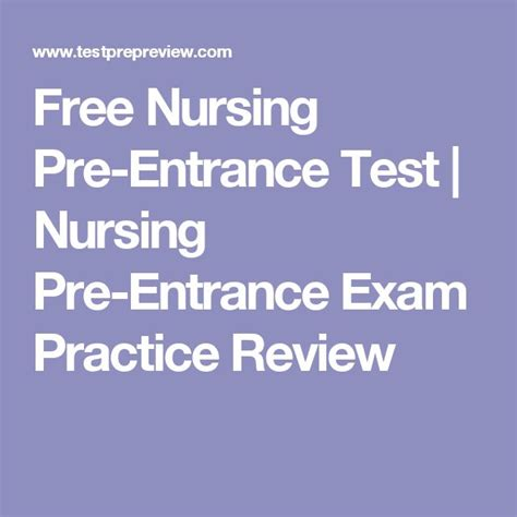 nursing school entrance exams general review for the teas hesi pax rn kaplan and psb rn exams kaplan test prep the 25 best entrance ideas on