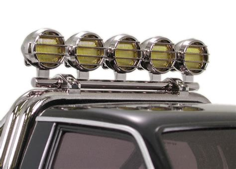 roll of lights fusion hobbies tamiya toyota hilux high lift 58397 radio