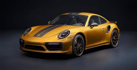 Porsche Turbo S by Porsche 911 Turbo S Exclusive Series Is The Most Powerful