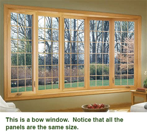 What Is A Bow Window bow vs bay windows what s the cost difference