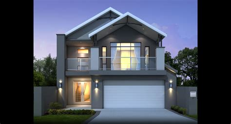 houses for narrow lots narrow lot homes perth display houses designs great living homes