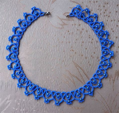 free beading patterns seed 1000 ideas about beaded necklace patterns on