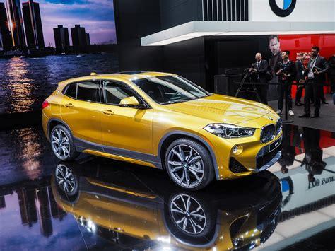 Bmw Detroit by 2018 Detroit Auto Show The New Bmw X2
