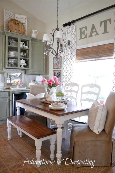 country home decorating 17 charming farmhouse dining room design and decor ideas