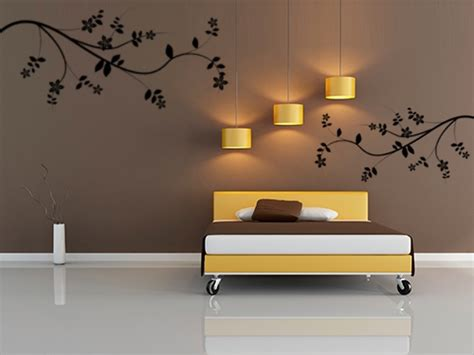 paint ideas for unisex bedroom wall painting design ideas