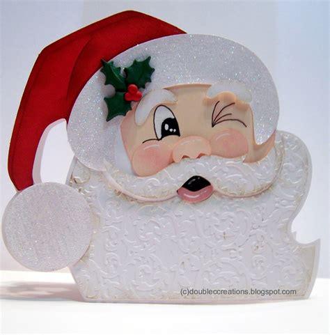 santa cards to make c creations santa cards