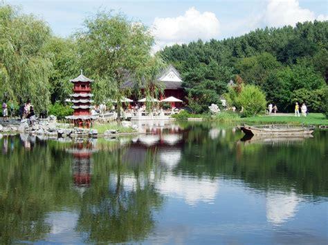 Der Garten Der by Die G 228 Rten Der Welt In Marzahn Hellersdorf
