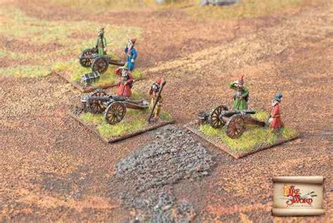 ottoman artillery tmp 15mm muscovites ottoman light artillery released