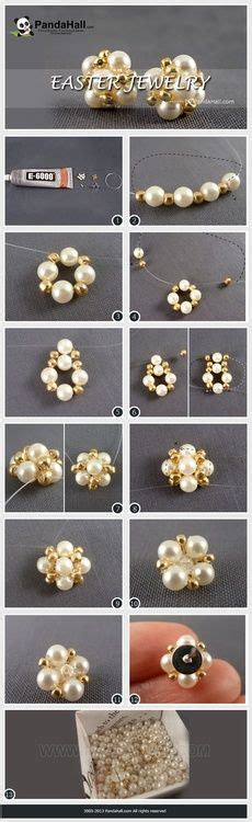 how to make jewelry at home 1000 ideas about earring tutorial on beaded