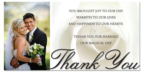 how to make wedding thank you cards show gratitude to your loved ones with thank you cards