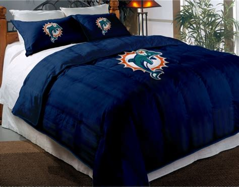 miami dolphins crib bedding sets miami dolphins nfl chenille embroidered comforter set