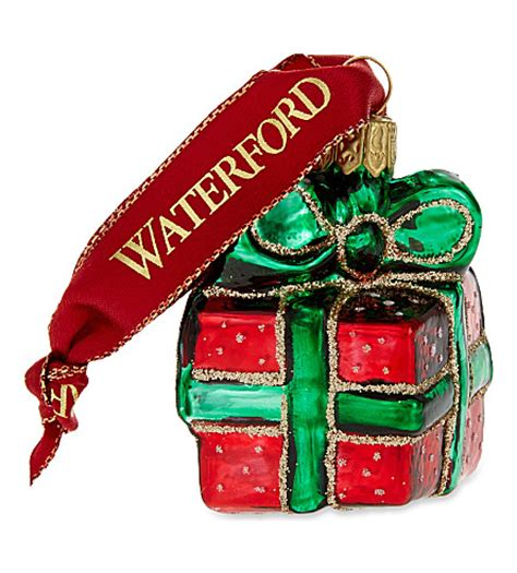 waterford glass ornaments waterford heirlooms three gifts of
