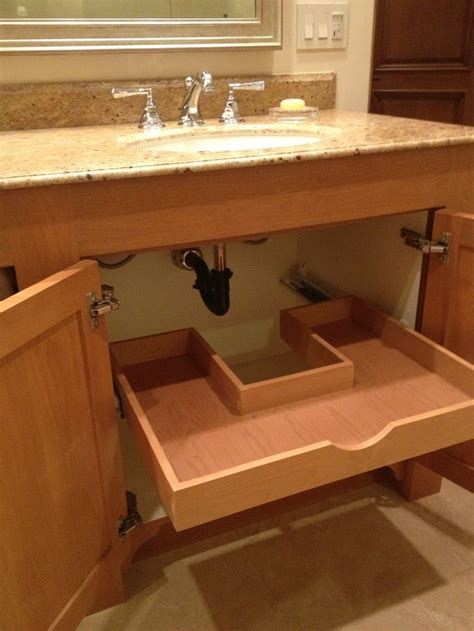 sink drawers kitchen best 25 bathroom sink organization ideas on