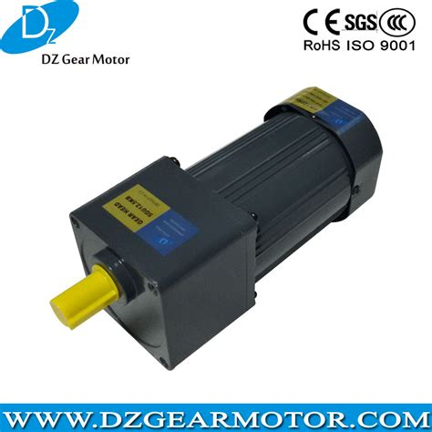 110v Electric Motor by Three Phase High Torque Low Rpm 110v 220v Electric Motor