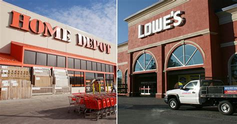 at home depot cramer on lowe s vs home depot i m changing my opinion