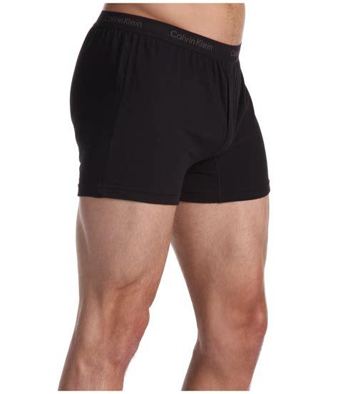calvin klein knit boxers calvin klein bar matrix slim fit knit boxer