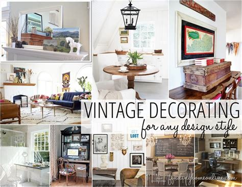 vintage style decorations decorating ideas vintage decorating finding home farms