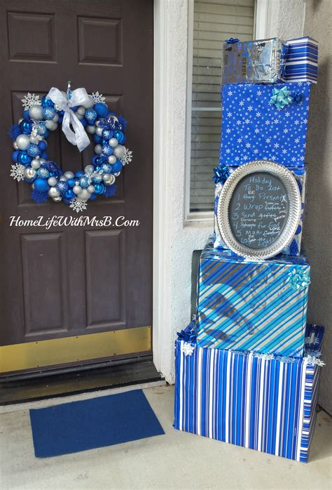 ideas for front door decor decorations on a budget 5 diy wreath ideas