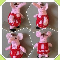 free clangers knitting pattern crafty on